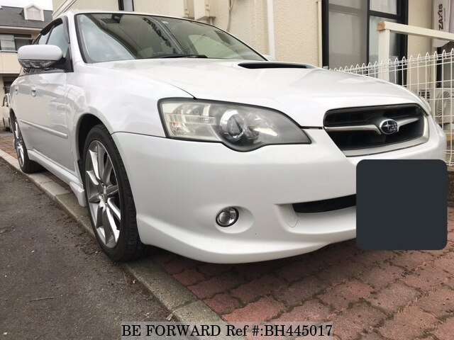 Used 2004 SUBARU LEGACY TOURING WAGON BH445017 for Sale