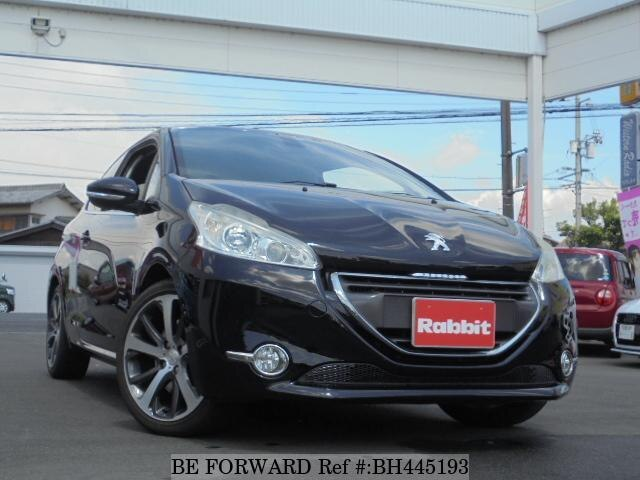 Used 2013 PEUGEOT 208 BH445193 for Sale