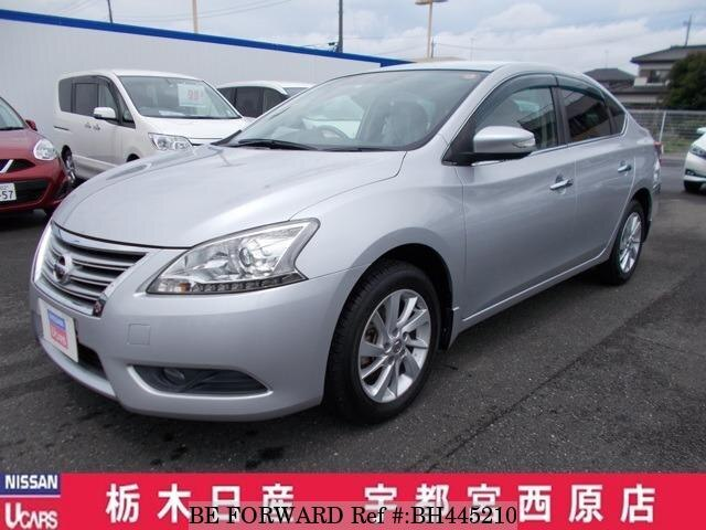 Used 2013 Nissan Sylphy Tb17 For Sale Bh445210 Be Forward
