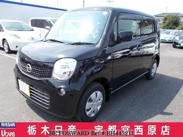 Used 2012 NISSAN MOCO BH445211 for Sale