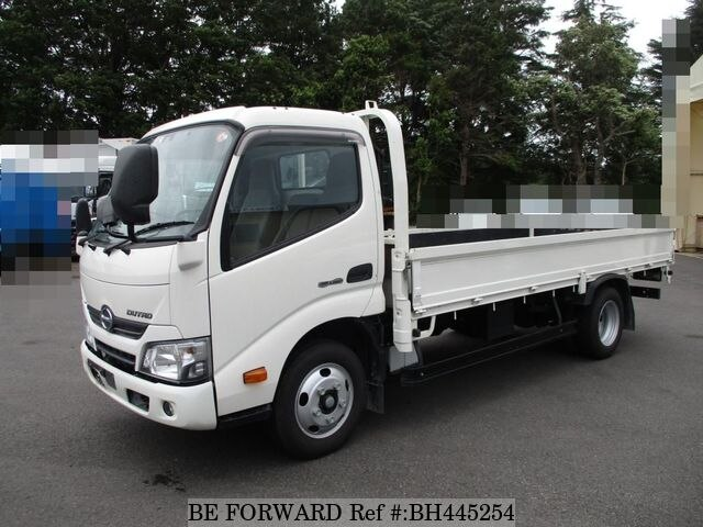 Used 2018 HINO DUTRO BH445254 for Sale