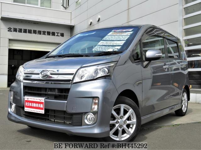 Used 2013 DAIHATSU MOVE BH445292 for Sale
