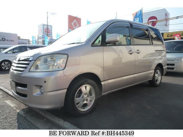 Used 2003 TOYOTA NOAH BH445349 for Sale