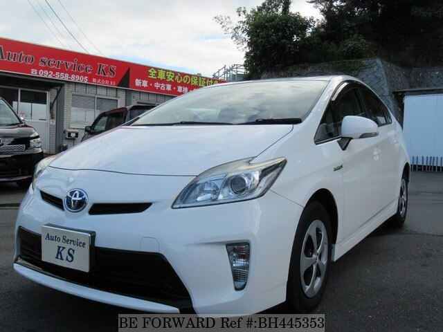 Used 2014 TOYOTA PRIUS BH445353 for Sale