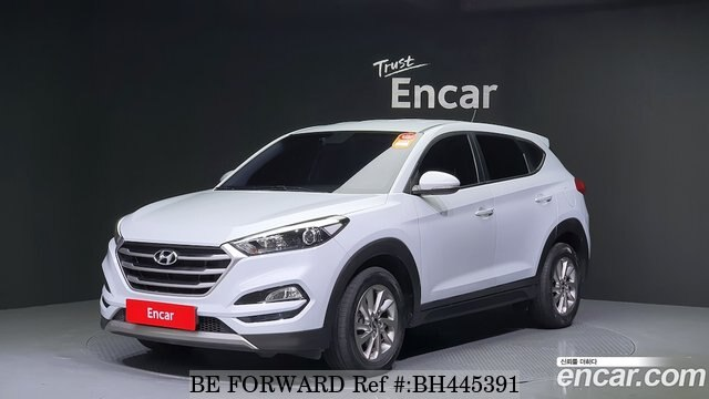 Used 2017 HYUNDAI TUCSON BH445391 for Sale