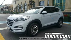 Used 2017 HYUNDAI TUCSON BH445404 for Sale