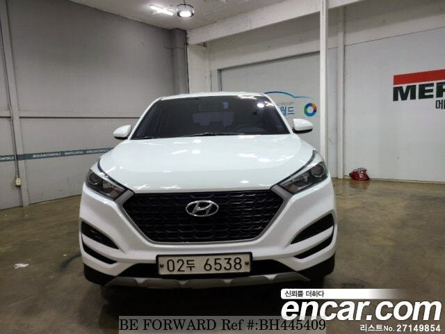 Used 2017 HYUNDAI TUCSON BH445409 for Sale