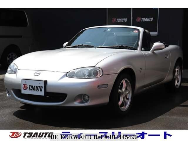Used 2003 MAZDA ROADSTER BH445499 for Sale