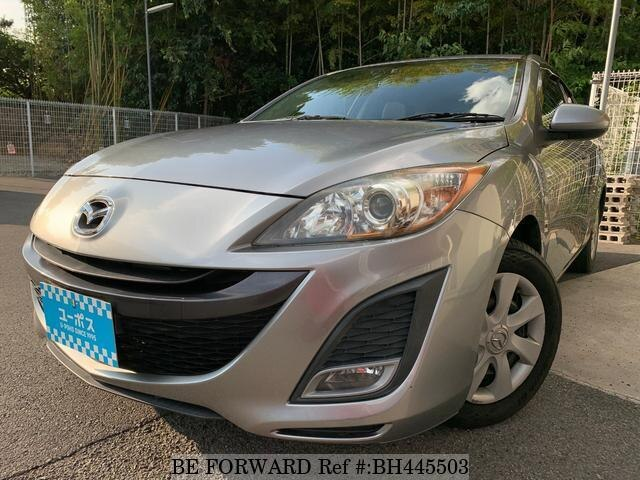 Used 2009 MAZDA AXELA SPORT BH445503 for Sale