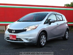 Used 2015 NISSAN NOTE BH445511 for Sale