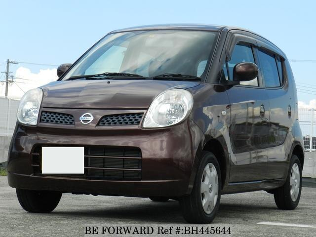 Used 2009 NISSAN MOCO BH445644 for Sale