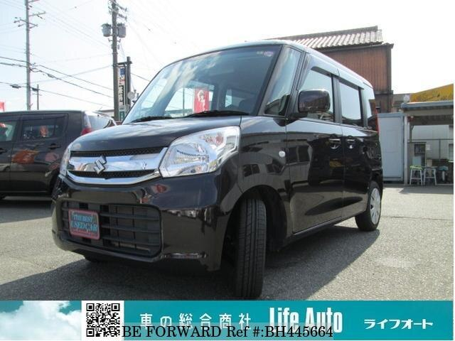Used 2016 SUZUKI SPACIA BH445664 for Sale