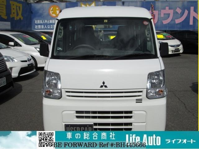 Used 2015 MITSUBISHI MINICAB VAN BH445666 for Sale