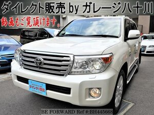 Used 2014 TOYOTA LAND CRUISER BH445668 for Sale