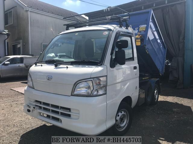 Used 2015 DAIHATSU HIJET TRUCK BH445703 for Sale