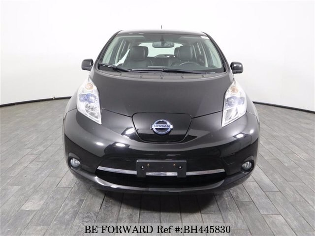 Used 2016 NISSAN LEAF BH445830 for Sale