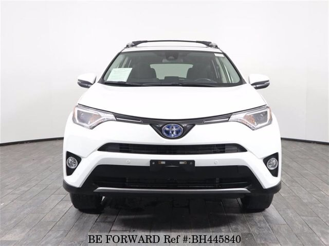 Used 2016 TOYOTA RAV4 BH445840 for Sale