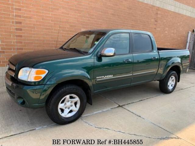 Used 2004 TOYOTA TUNDRA BH445855 for Sale
