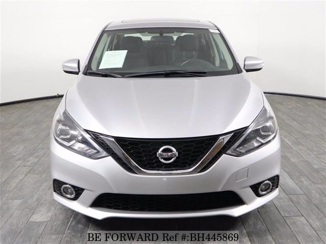 Used 2017 NISSAN SENTRA BH445869 for Sale