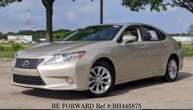 Used 2015 LEXUS ES BH445875 for Sale