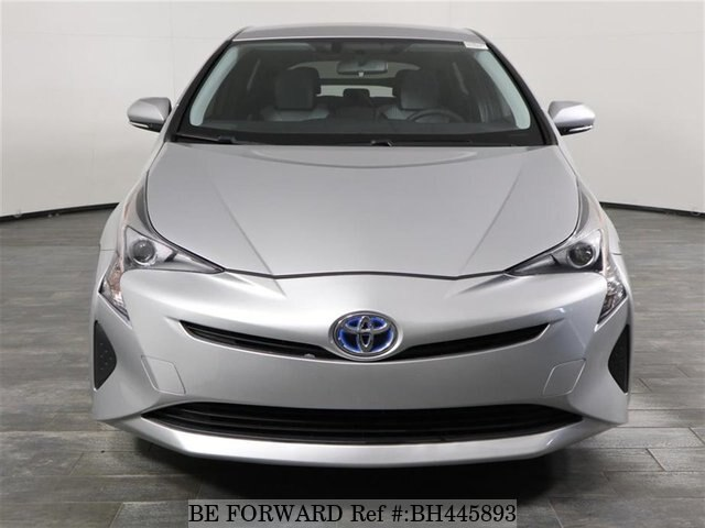Used 2016 TOYOTA PRIUS BH445893 for Sale