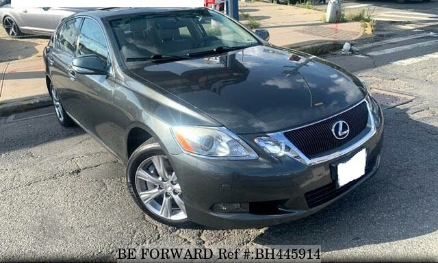 Used 2008 LEXUS GS BH445914 for Sale