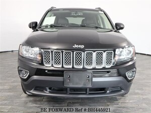 Used 2017 JEEP COMPASS BH445921 for Sale