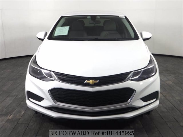 Used 2017 CHEVROLET CRUZE BH445925 for Sale