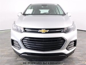 Used 2017 CHEVROLET TRAX BH445937 for Sale