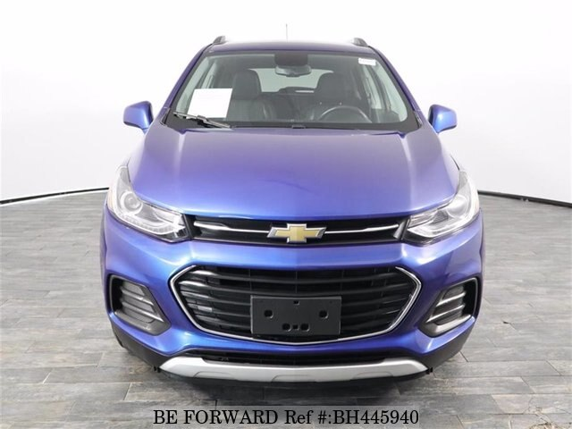 Used 2017 CHEVROLET TRAX BH445940 for Sale