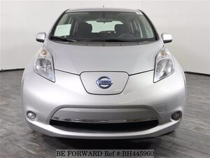 Used 2017 NISSAN LEAF BH445960 for Sale