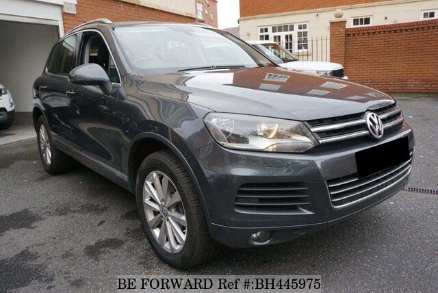 Used 2014 VOLKSWAGEN TOUAREG BH445975 for Sale
