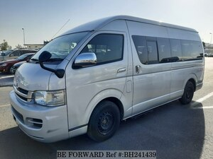 Used 2010 TOYOTA HIACE COMMUTER BH241439 for Sale