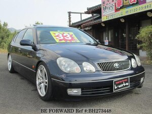 Used 2003 TOYOTA ARISTO BH273448 for Sale