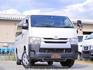 Used 2014 TOYOTA HIACE VAN BH350044 for Sale