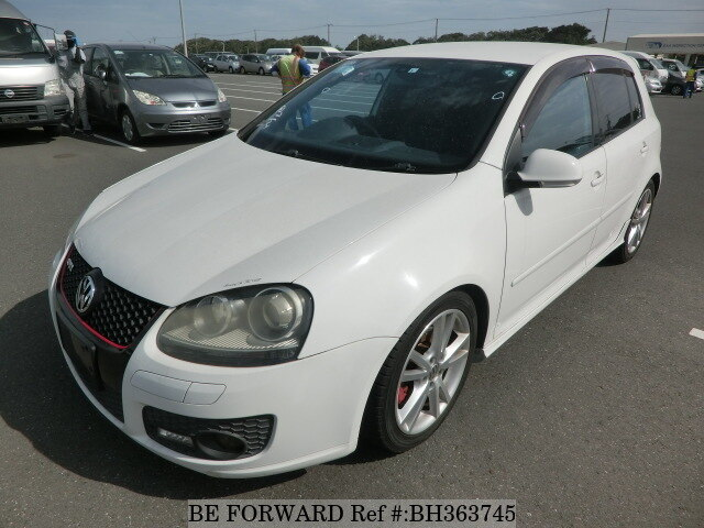 Used 2005 VOLKSWAGEN GOLF GTI BH363745 for Sale