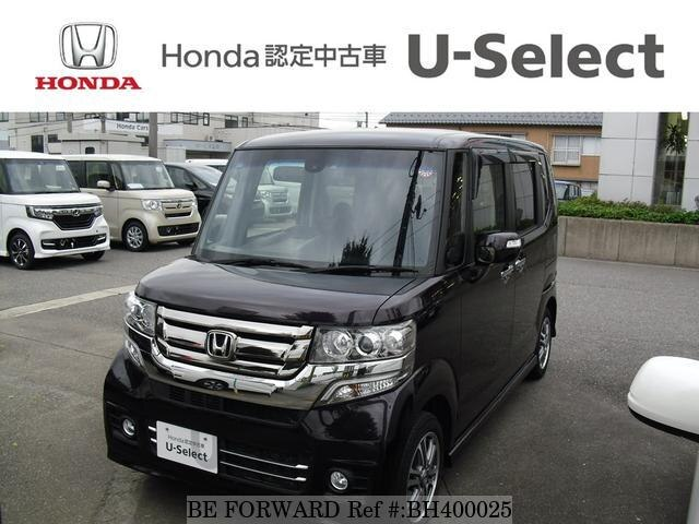 Used 2015 HONDA N BOX BH400025 for Sale