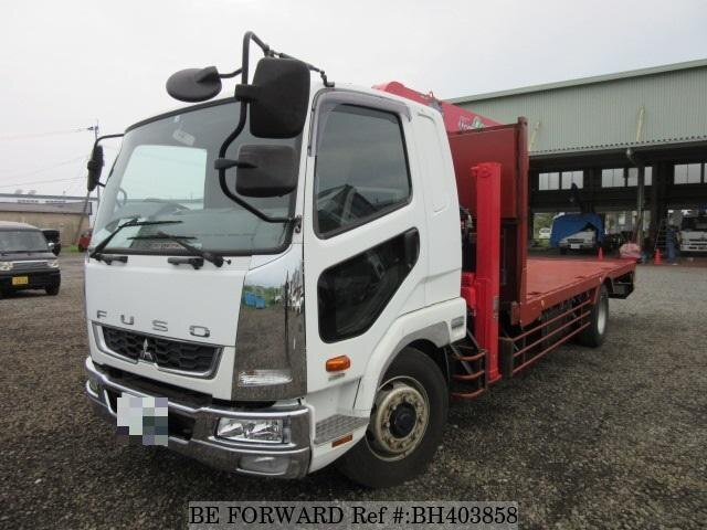 Used 2010 MITSUBISHI FIGHTER BH403858 for Sale
