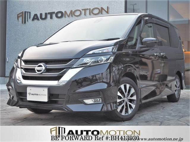 Used 2018 NISSAN SERENA BH413930 for Sale