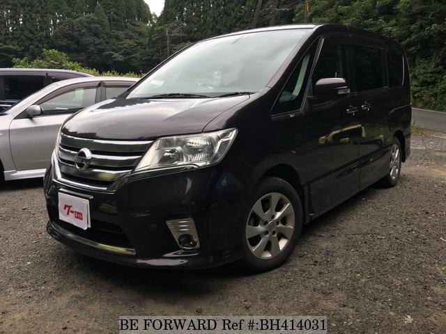 Used 2011 NISSAN SERENA BH414031 for Sale