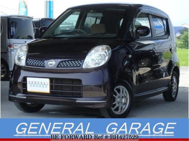 Used 2009 NISSAN MOCO BH427529 for Sale