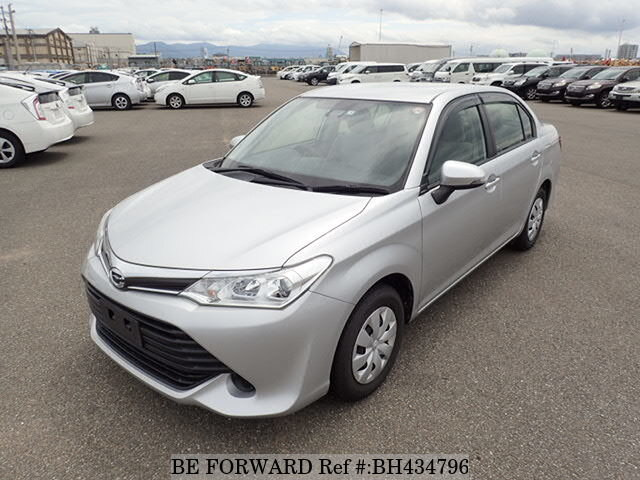 Used 2017 TOYOTA COROLLA AXIO BH434796 for Sale
