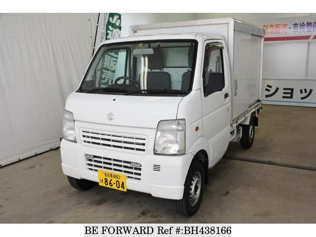 Used 2013 SUZUKI CARRY TRUCK BH438166 for Sale