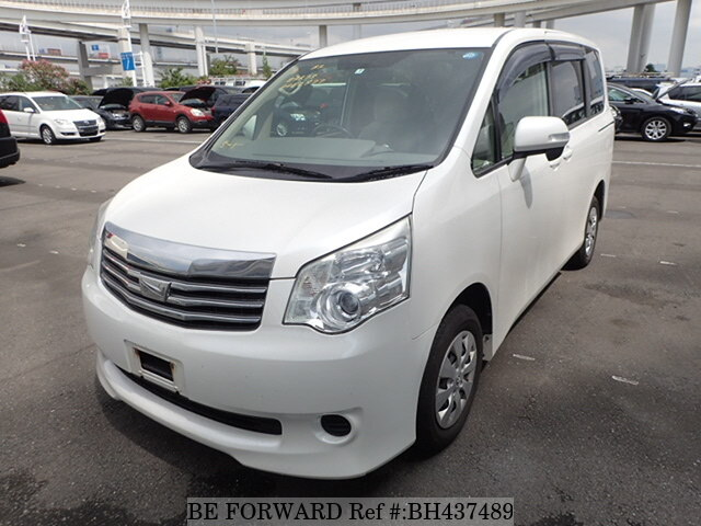 Used 2011 TOYOTA NOAH BH437489 for Sale