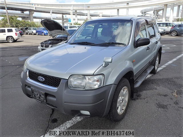 Used 2006 FORD ESCAPE BH437494 for Sale