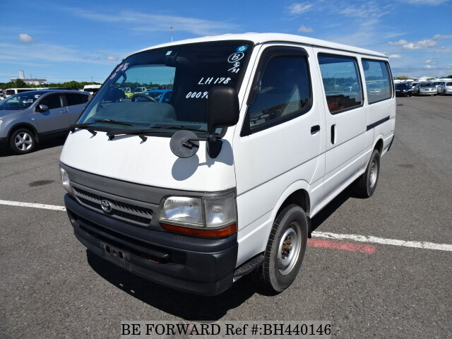 Used 1999 TOYOTA HIACE VAN BH440146 for Sale