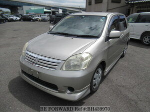 Used 2003 TOYOTA RAUM BH439970 for Sale