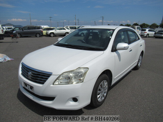 Used 2007 TOYOTA PREMIO BH440266 for Sale