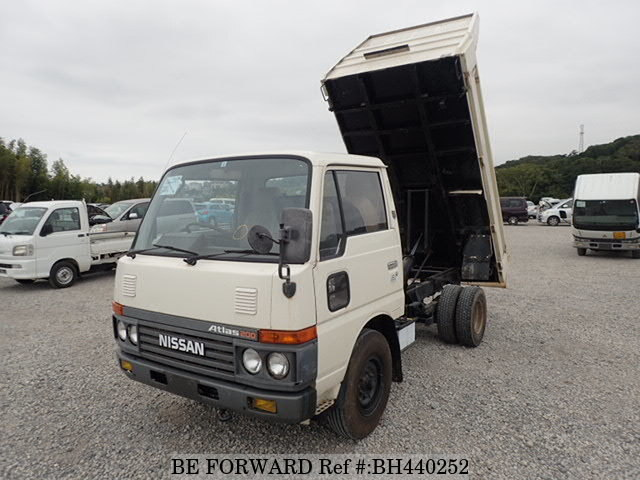 Used 1985 NISSAN ATLAS BH440252 for Sale