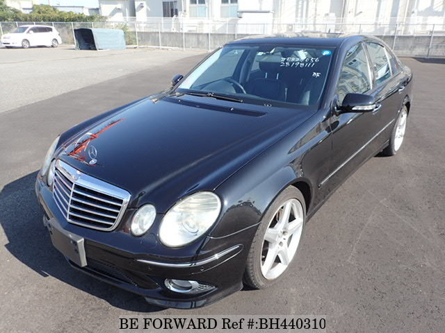 Used 2007 MERCEDES-BENZ E-CLASS BH440310 for Sale